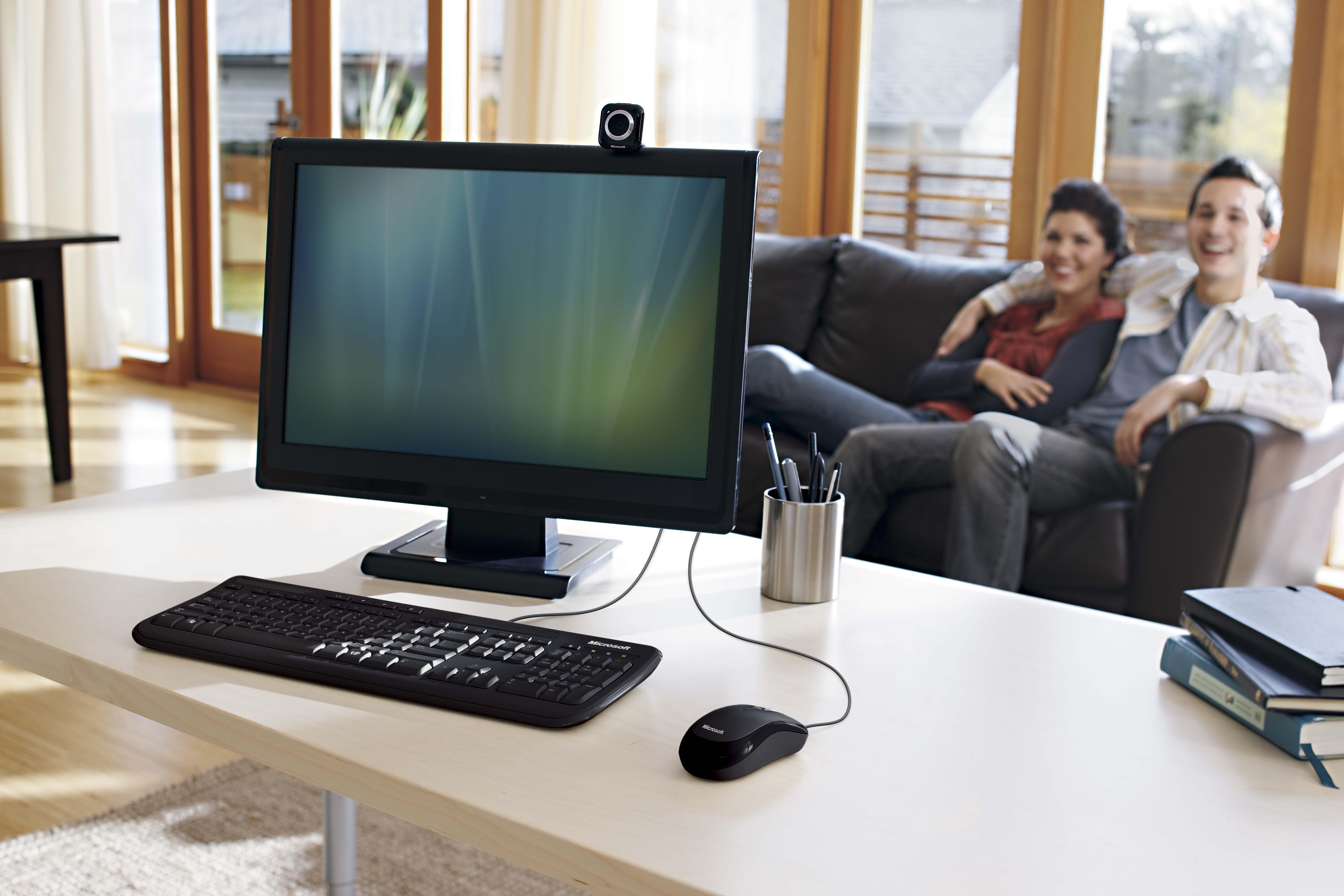 Microsoft Wired Keyboard 600 USB, CZ