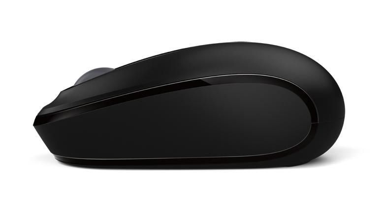 Microsoft Wireless Mobile Mouse 1850, Black