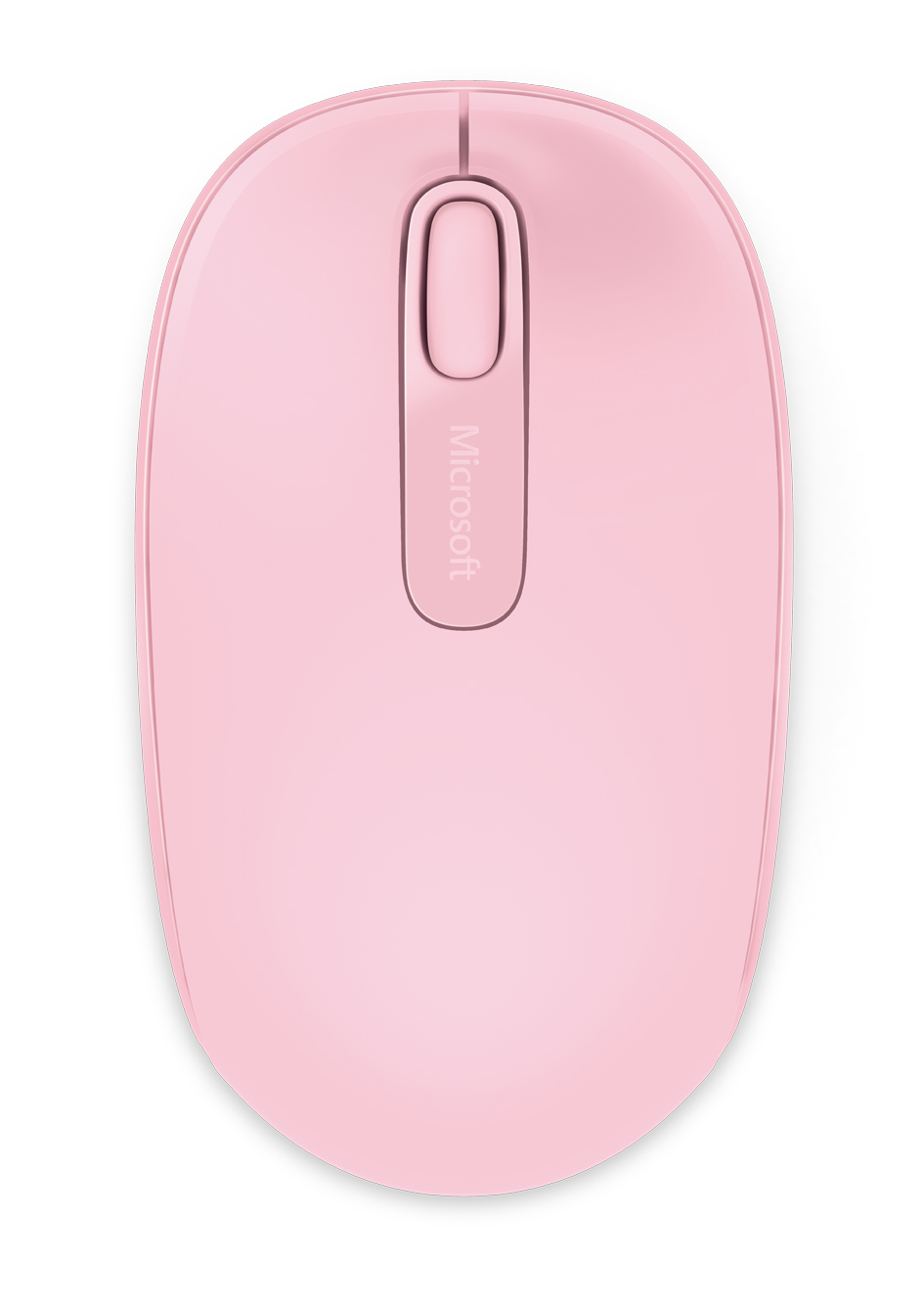 Microsoft Wireless Mobile Mouse 1850, Light Orchid