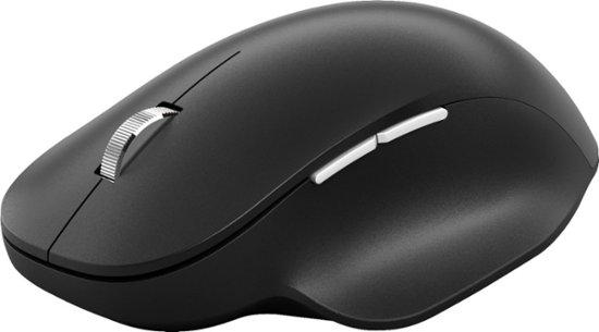 Microsoft Bluetooth Ergonomic Mouse, Black - 222-00008