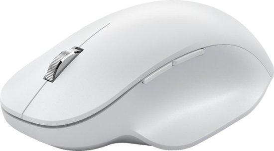 Microsoft Bluetooth Ergonomic Mouse, Glacier - 222-00024