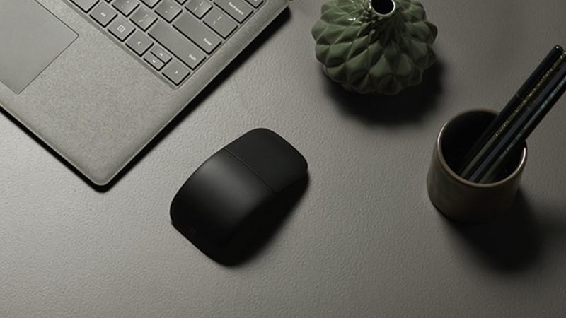 Microsoft Surface Arc Mouse Bluetooth 4.0, černá