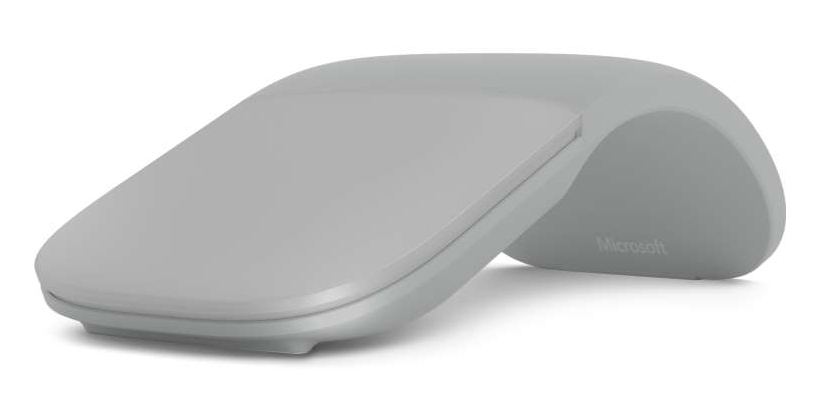 Microsoft Surface Arc Mouse Bluetooth 4.0, Light Grey - CZV-00095
