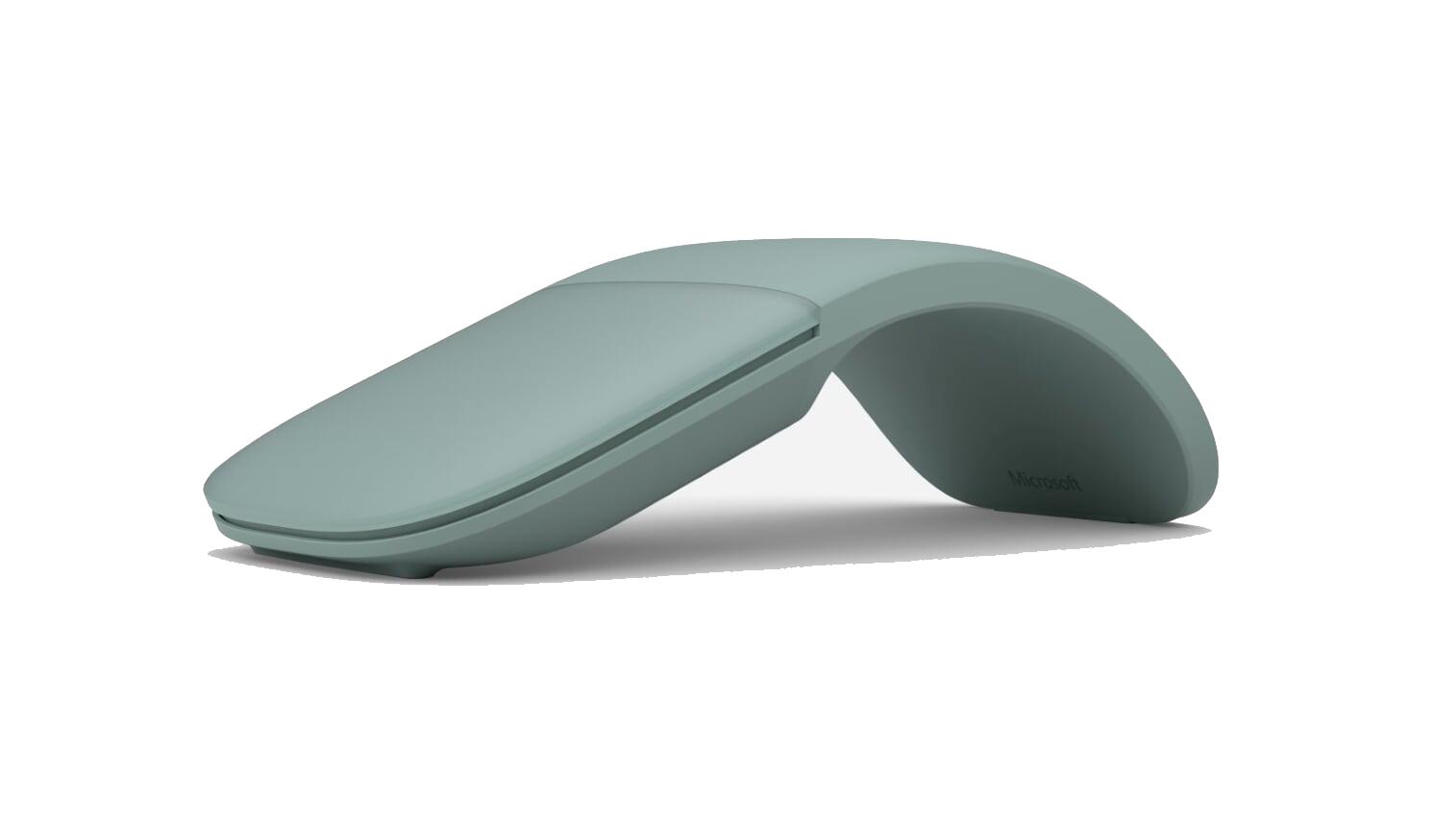 Microsoft Arc Mouse Bluetooth 4.0, Sage - ELG-00047