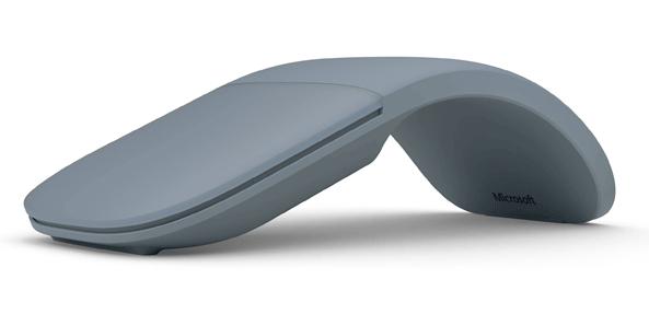 Microsoft Surface Arc Mouse Bluetooth 4.0, Ice Blue - CZV-00070
