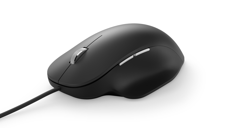 Microsoft Ergonomic Mouse, černá - RJG-00006