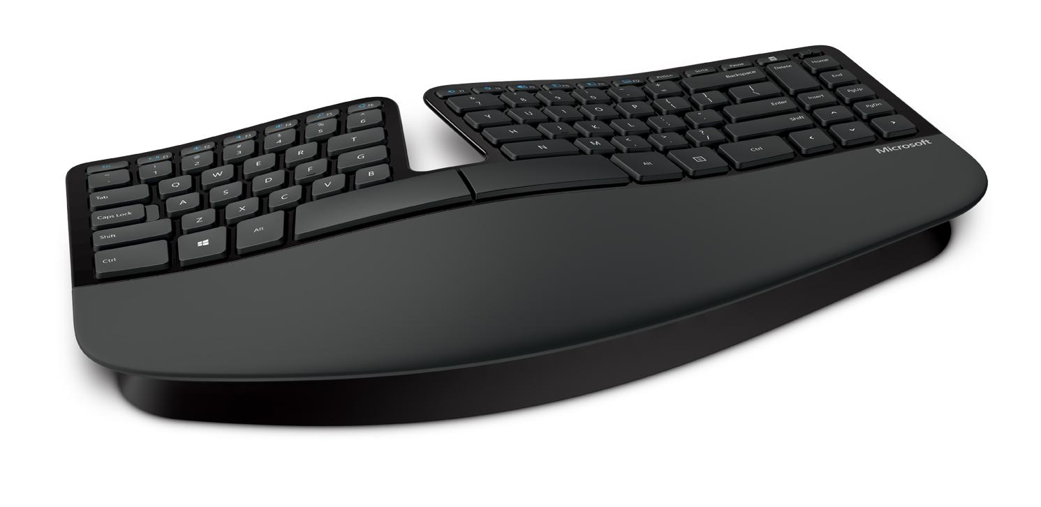 Microsoft Sculpt Ergonomic Desktop Wireless, CZ&SK