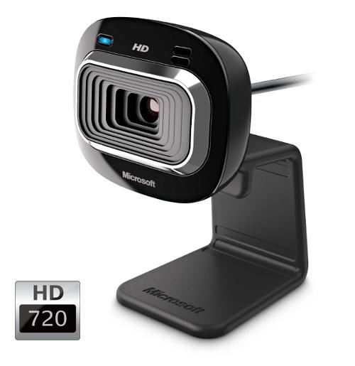 Microsoft webová kamera LifeCam HD-3000 For Business - T4H-00004