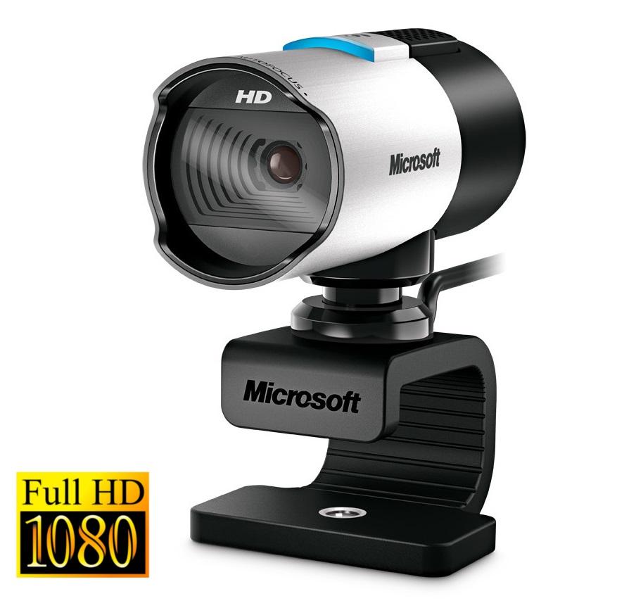 Microsoft webová kamera LifeCam Studio For Business - 5WH-00002