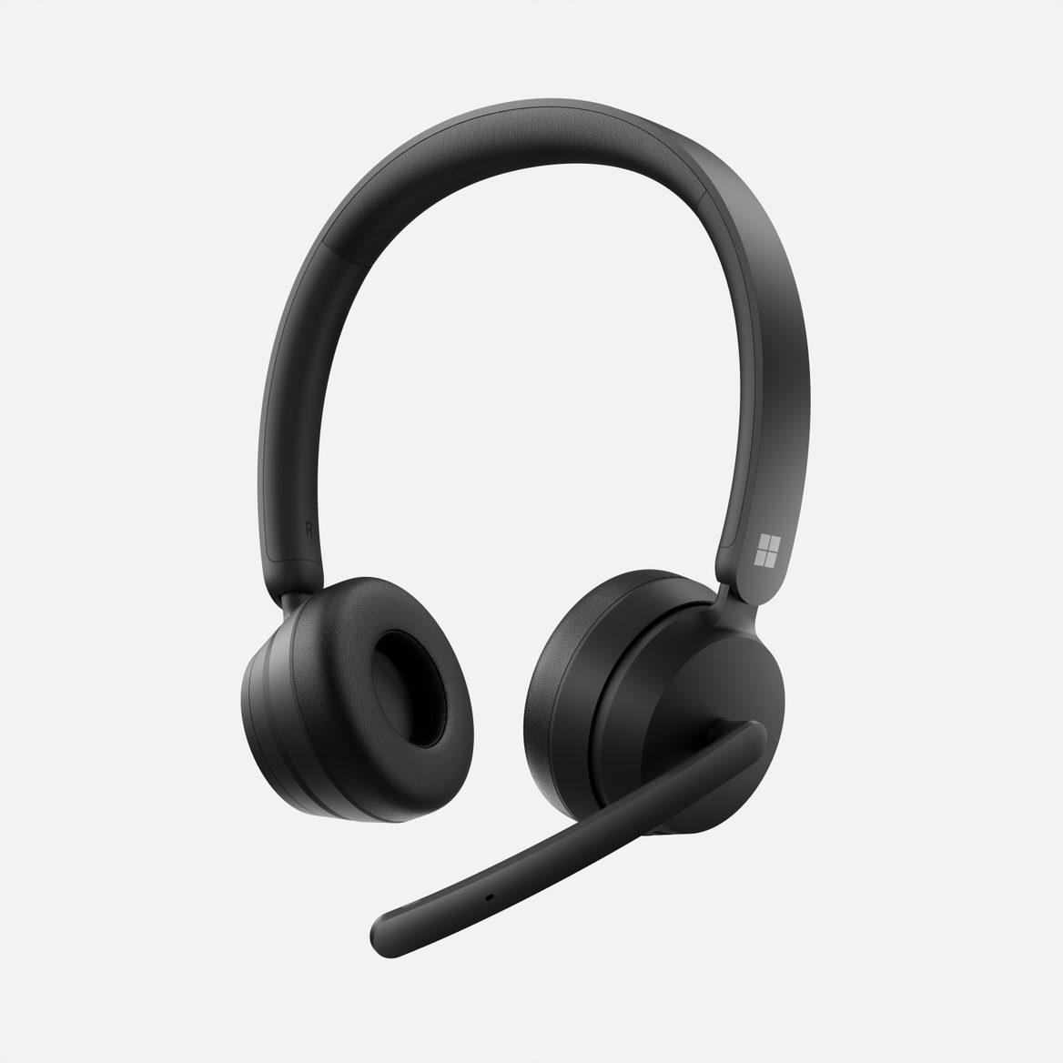 Microsoft Modern Wireless Headset for Business, Black - 8JS-00011