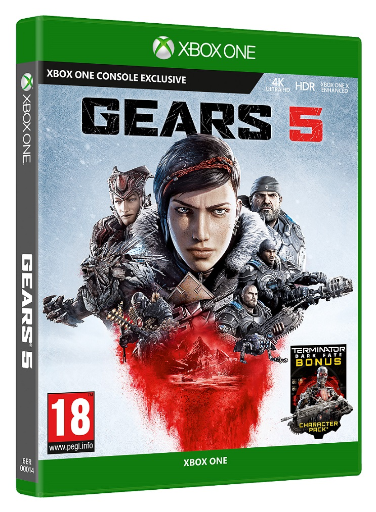 XBOX ONE - Gears 5 Standard Edition - 6ER-00014