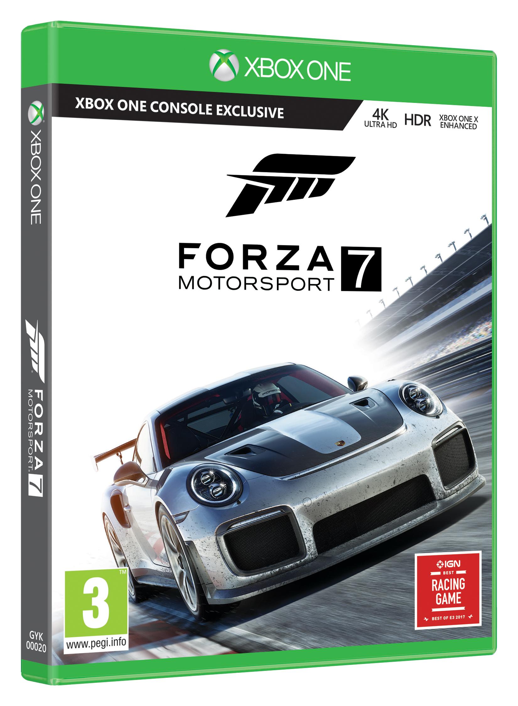 XBOX ONE - Forza Motorsport 7 - GYK-00022