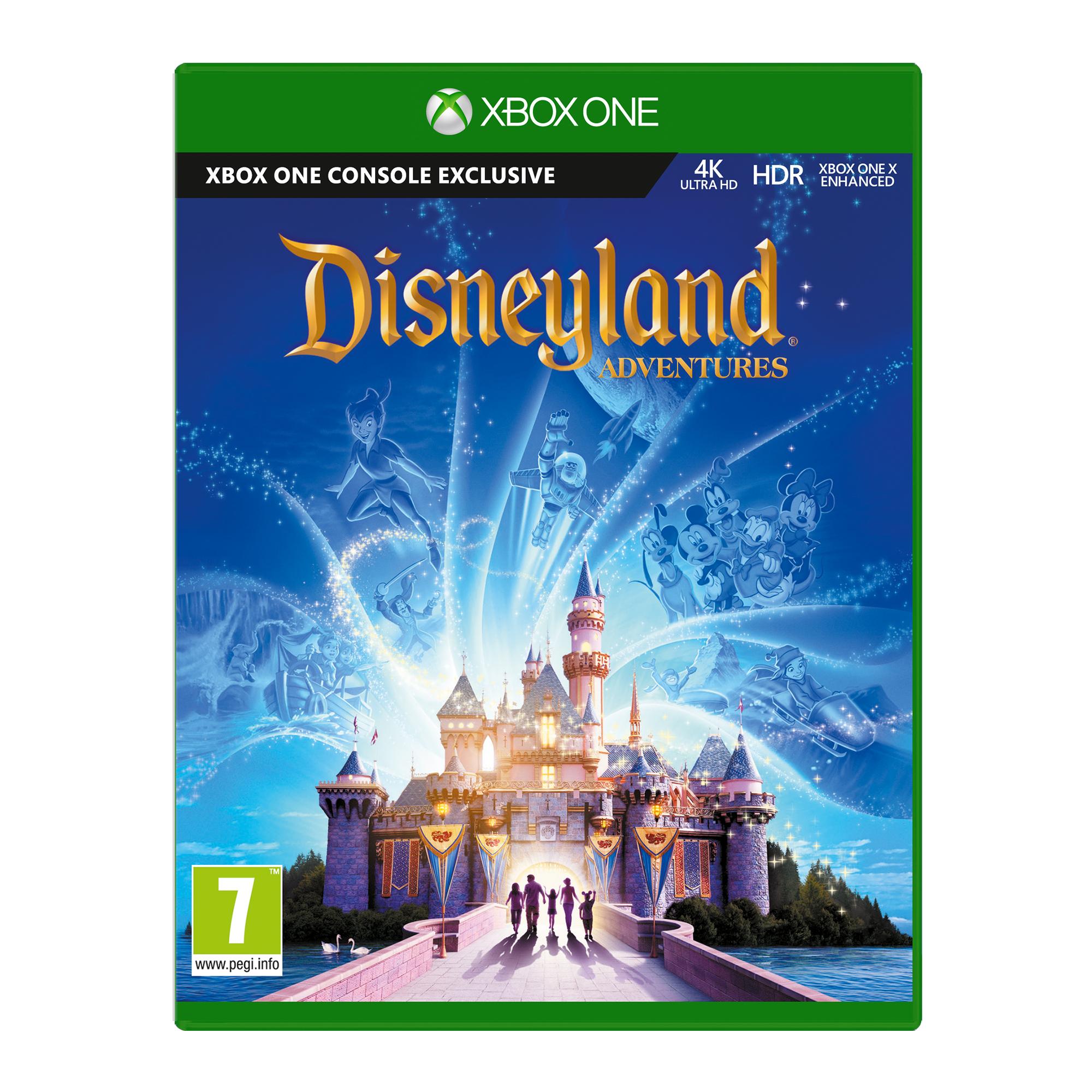 XBOX ONE - Disneyland Adventures - GXN-00020