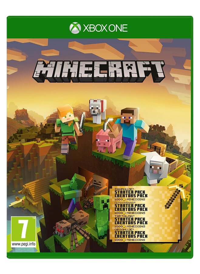XBOX ONE - Minecraft Master Collection - 44Z-00148