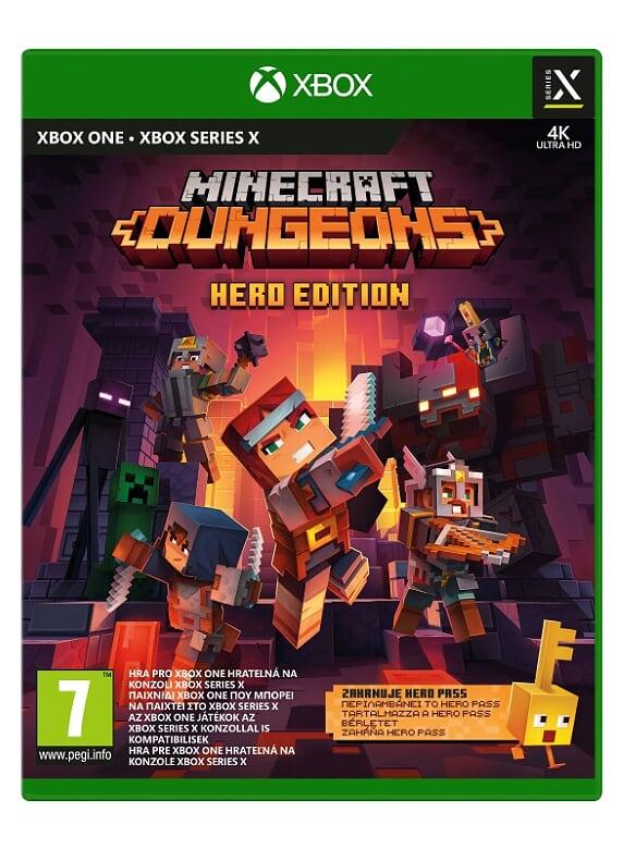 XBOX ONE - Minecraft Dungeons Hero Edition - QYN-00021
