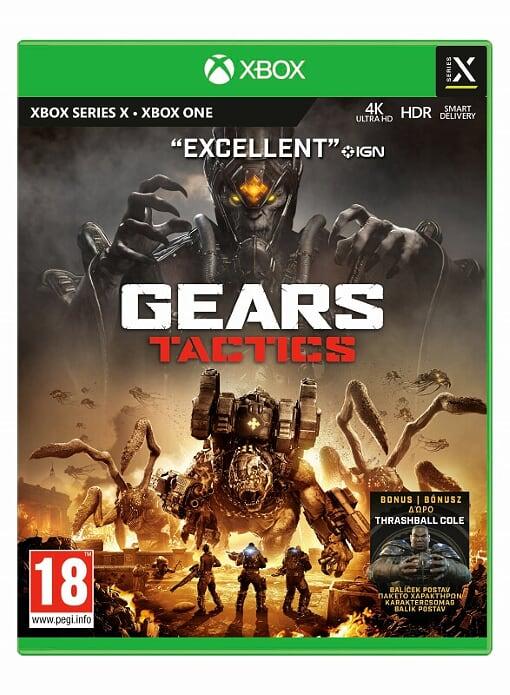 XBOX ONE - Gears Tactics - GFT-00013
