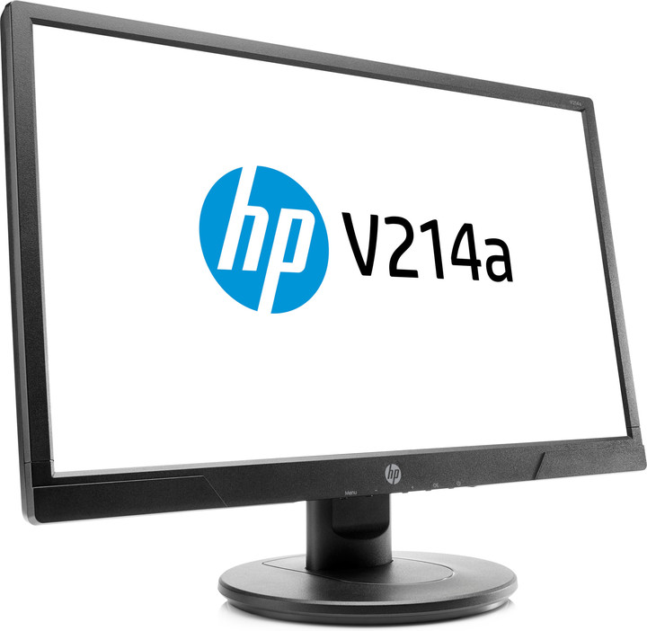 "HP V214a 20.7"" 1920x1080/200/5ms/600:1/VGA/HDMI"