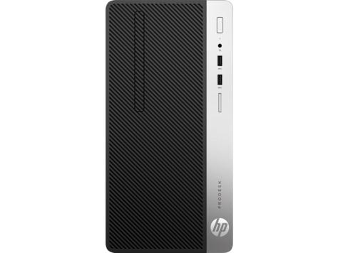 HP ProDesk 400 G4 MT i5-7500/8GB/256SSD/DVD/1NBD/W10P