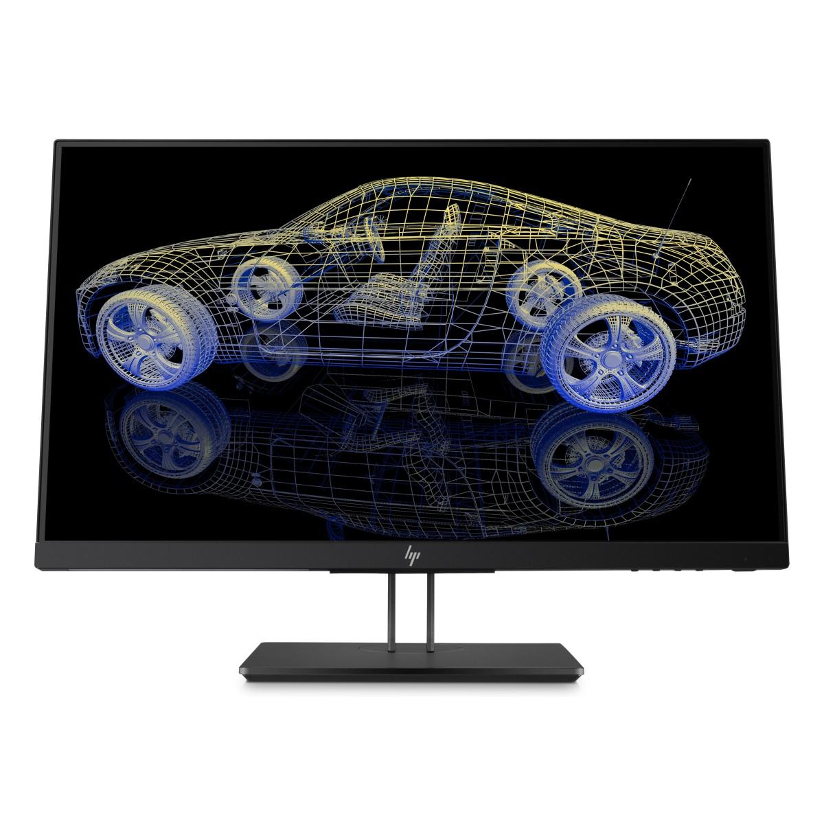 HP Z23n 23'' G2 1920x1080/250/1K:1/DP/HDMI/VGA/7ms