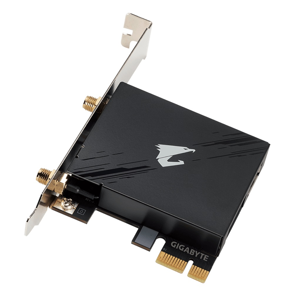 GIGABYTE PCI-E Wifi+BT 2400MBps 6E AX210 - GC-WBAX210