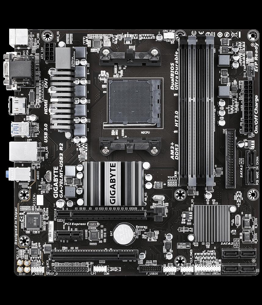 GIGABYTE 78LMT-USB3 R2 (rev. 1.0)