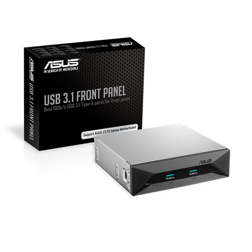 ASUS USB 3.1 FRONT PANEL