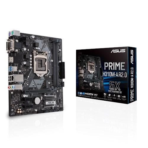 ASUS PRIME H310M-A R2.0/CSM - 90MB0Z10-M0EAYC