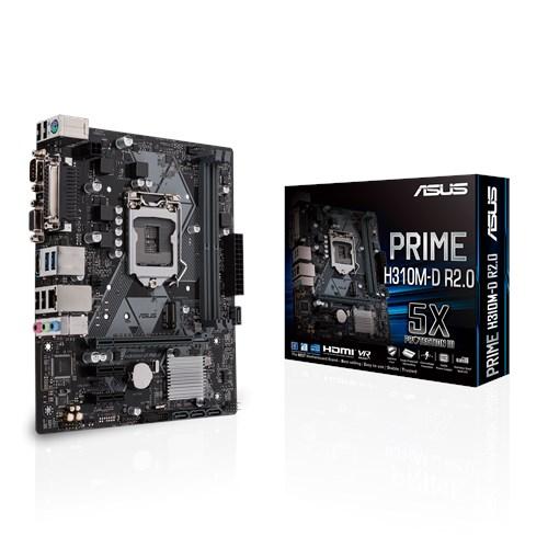 AKCE ASUS PRIME H310M-D R2.0