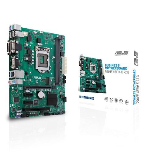 PROMO cena - ASUS PRIME H310M-C R2.0 - 90MB0ZM0-M0EAYM