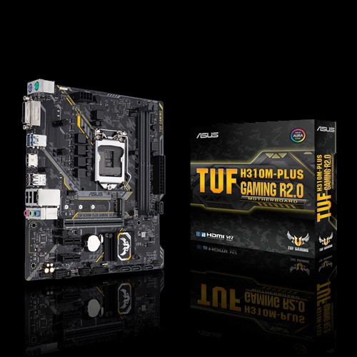 ASUS TUF H310M-PLUS GAMING R2.0
