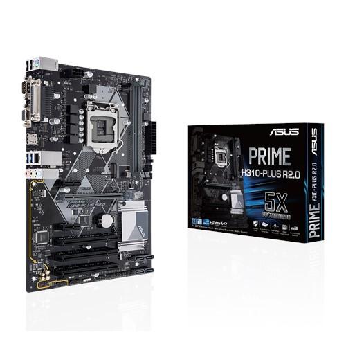 ASUS PRIME H310-PLUS R2.0 - 90MB0ZV0-M0EAY0