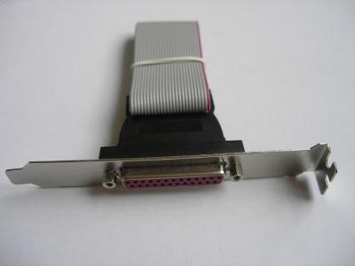 LPT port - 40 cm - zadní záslepka do case - 12CF1-1LP001-02R