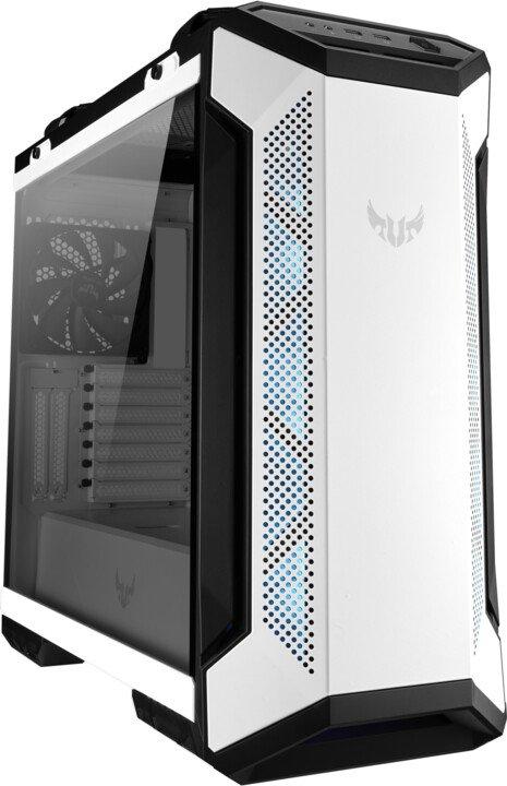 ASUS case GT501 - TUF GAMING CASE - white - 90DC0013-B49000