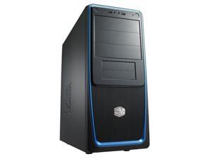 CoolerMaster case miditower Elite 311,black-blue
