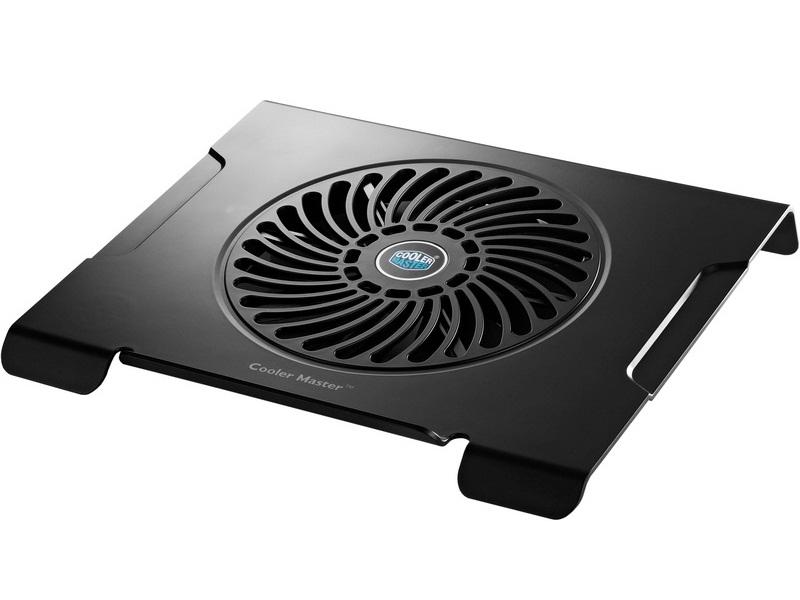 R9-NBC-CMC3-GP chladicí podstavec Cooler Master CMC3 pro NTB 12-15'' black, 20cm fan