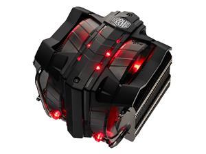 Coolermaster V8 GTS,chladič,600-1600RPM, 140mm fan