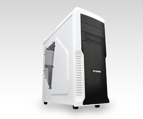 Zalman case miditower Z3 Plus, mATX/ATX