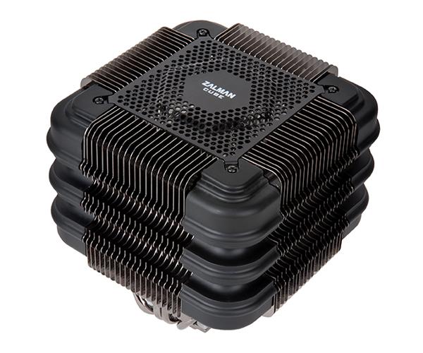 Chladič Zalman FX100, 10x heatpipe, passive
