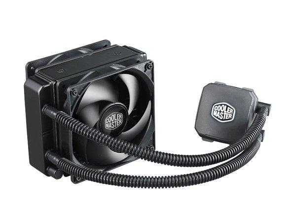 vodní chladič CoolerMaster Nepton 120XL, 120mm fan, 15dBA