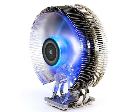 Zalman CNPS9800 MAX PWM 120mm Blue LED Fan,chladič