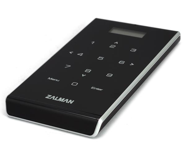 Externí box Zalman ZM-SHE350, 2.5