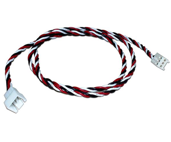 Prodlužovací kabel Zalman ZM-EC1, 3-pin