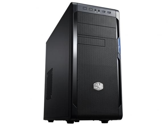 CoolerMaster case miditower series N300, ATX,black