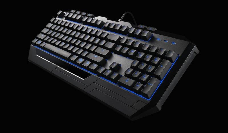 CM Devastator II, herní klávesnice s myší