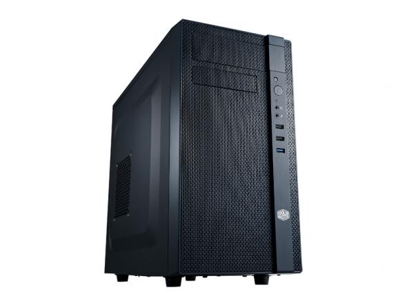 case CoolerMaster minitower series N200, microATX,