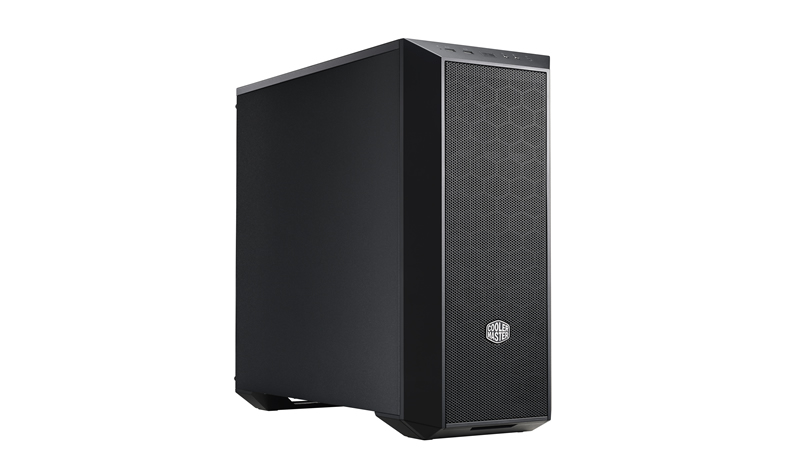 case CoolerMaster miditower MasterBox 5, ATX, USB3