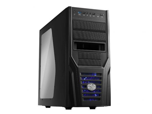 case CoolerMaster miditower Elite 431 Plus,ATX,