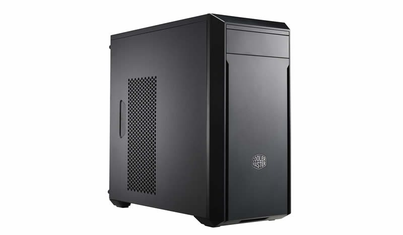 case CoolerMaster MasterBox Lite 3, microATX,black