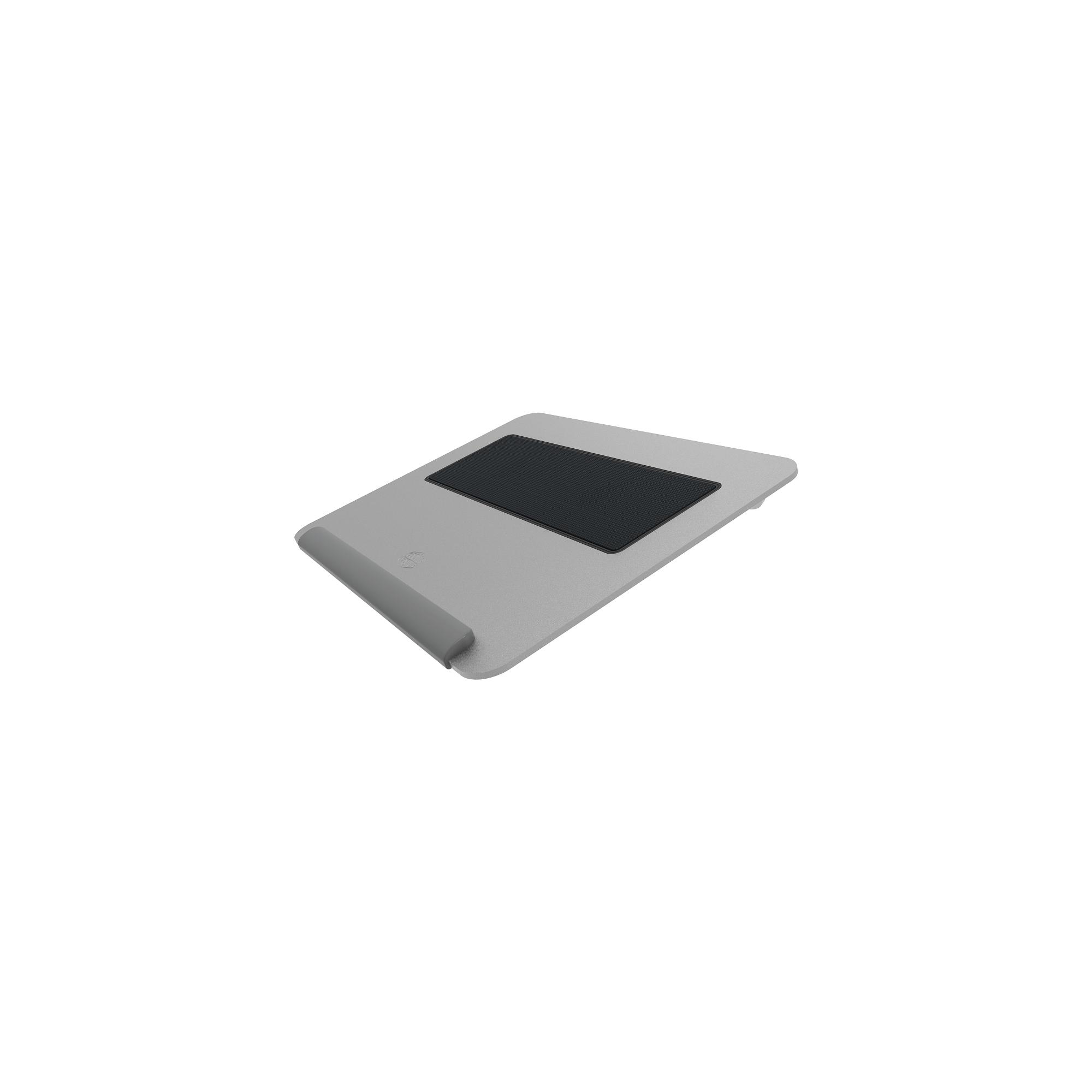 COOLER MASTER chladící podstavec NotePal U150R pro notebook 7-15'', stříbrná - R9-U150R-16FK-R1
