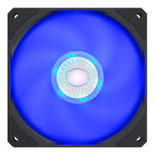 Cooler Master ventilátor SICKLEFLOW 120, modrý - MFX-B2DN-18NPB-R1